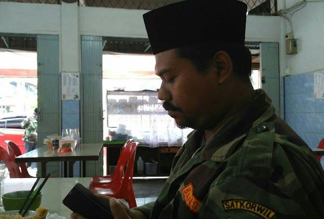 GP Ansor Riau Menolak Dukungan Habib Rizieq Sebgi Imam Besar