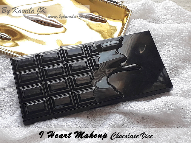 Makeup Revolution I Heart Makeup Chocolate Vice