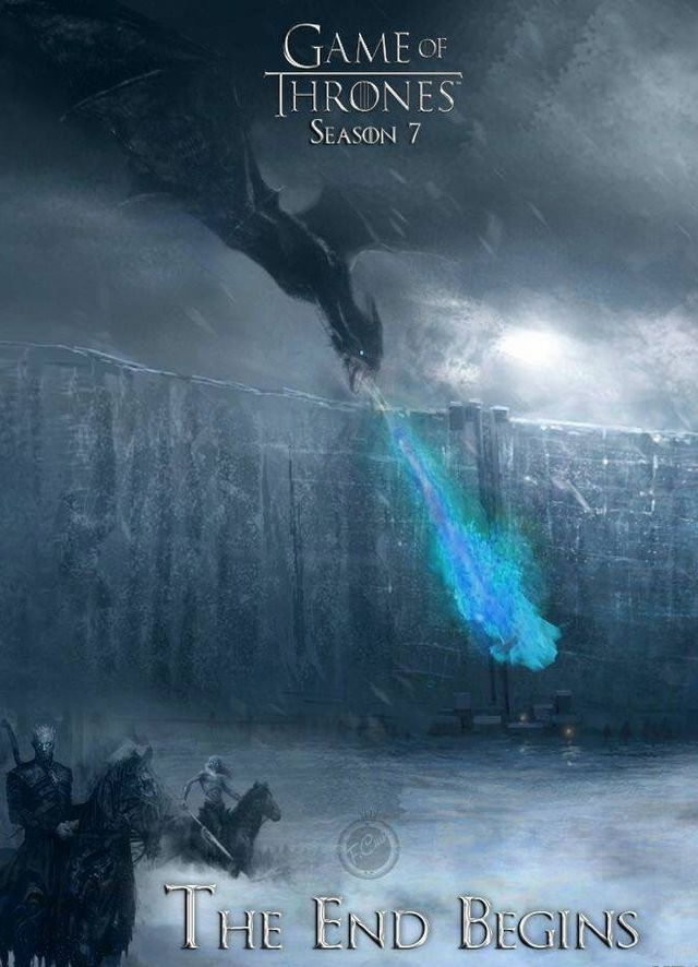 Why Viserion Becoming an Ice Dragon Would Be Cool | Manic