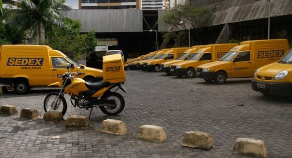 Greve dos caminhoneiros suspende envio de Sedex