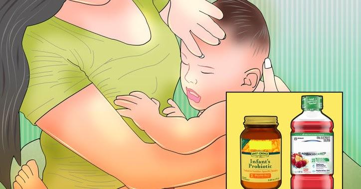 how to stop diarrhea in babies