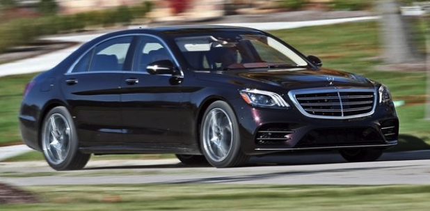 2019 Mercedes-Benz S-class Review