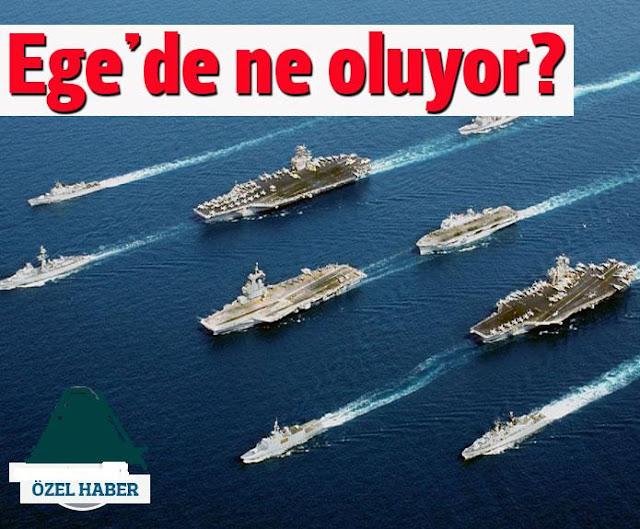 Η Τουρκία απορρίπτει κάθε ελληνικό κυριαρχικό δικαίωμα στο Αιγαίο!