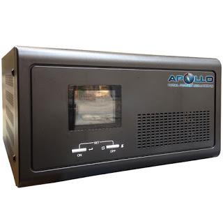 Kích điện sin chuẩn Apollo KC2500,  2500VA - 1600W