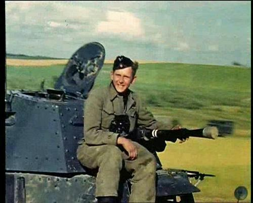 WWII Early War German Artillery And Vehicles Pictures 2