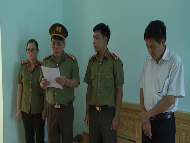 Gian lận điểm thi Sơn La: Khởi tố Phó Giám đốc Sở GD - ĐT