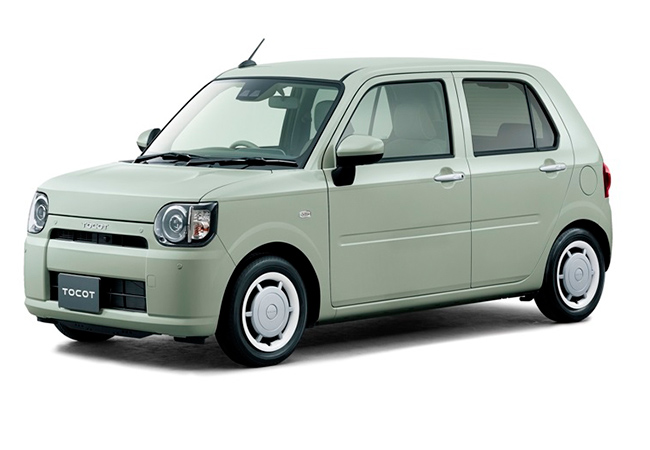 Tinuku Daihatsu released Mira Tocot for women with focus on security