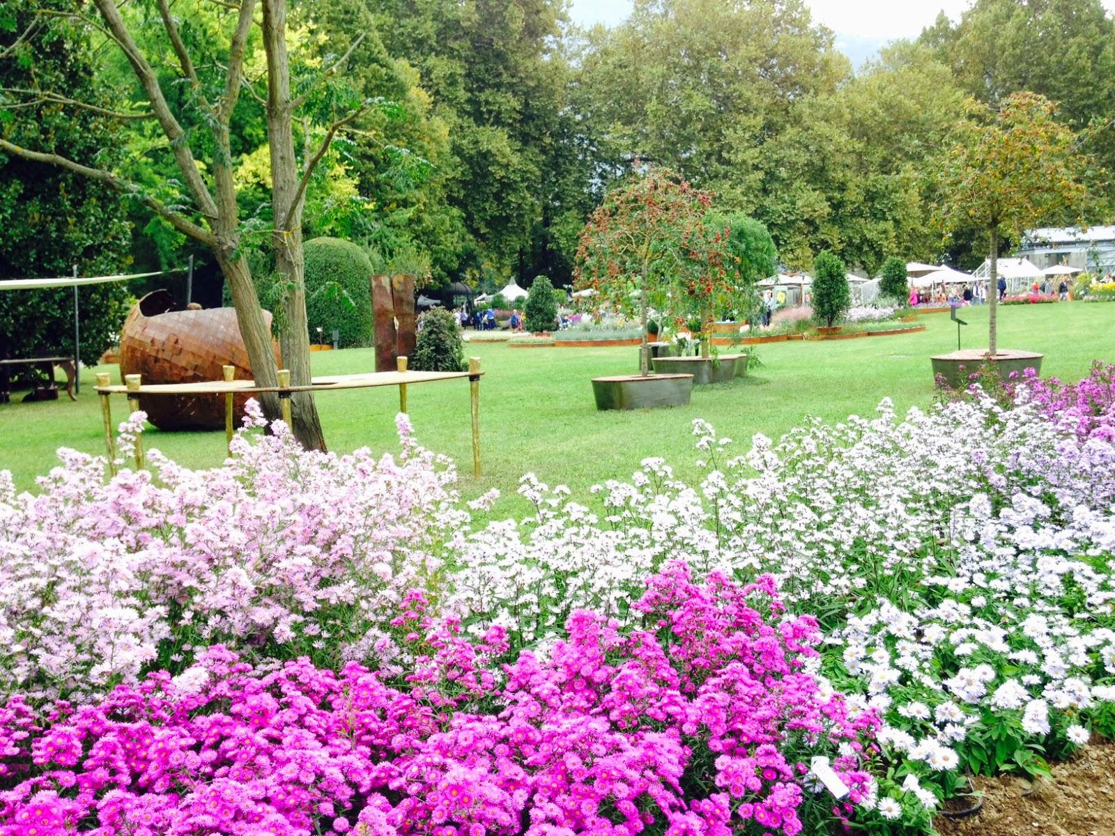 Il giardino sfumato fiori fiori for Giardino fiori