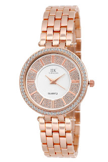 Iik Collection Stylish Analog Wrist Watch For Women And Girls