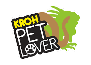 Kroh pet lover Logo Vector