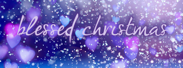 Merry Christmas HD facebook cover