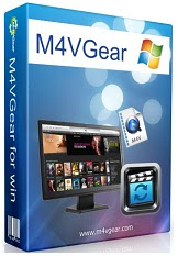 M4VGear DRM Media Converter Discount Coupon