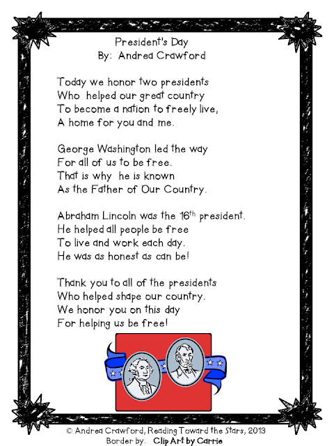President Day Poems- Happy President's Day Poetry 2018