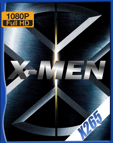 X-Men [2000] [Latino] [1080P] [X265] [10Bits][ChrisHD]