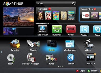 Cara Mudah Mendaftarkan / Registrasi Smart TV Samsung