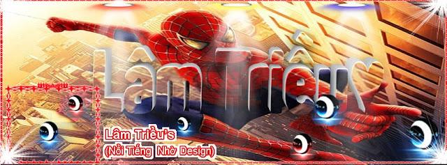 PSD Ảnh Bìa 3D Người nhện