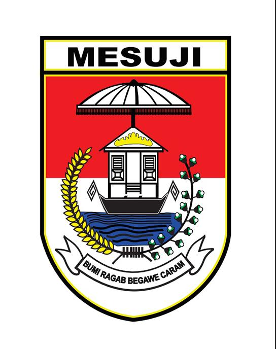 Logo Baru Mesuji, Rubah Semboyan Hilangkan Simbol Pohon Karet Dan Sawit