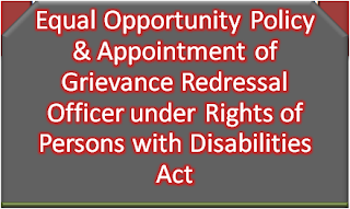equal-opportunity-policy-appointment-of-grievance-redressal-officer