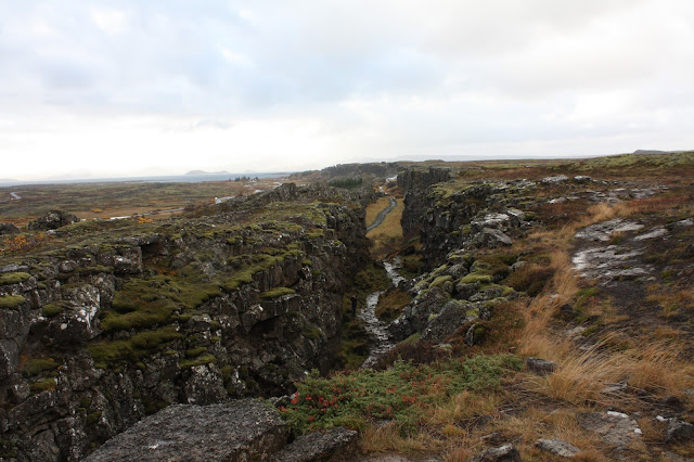 Thingvellir in Iceland serves as the path to Eyrie in Game of Thrones.
