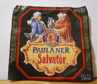 paulaner salvator beer