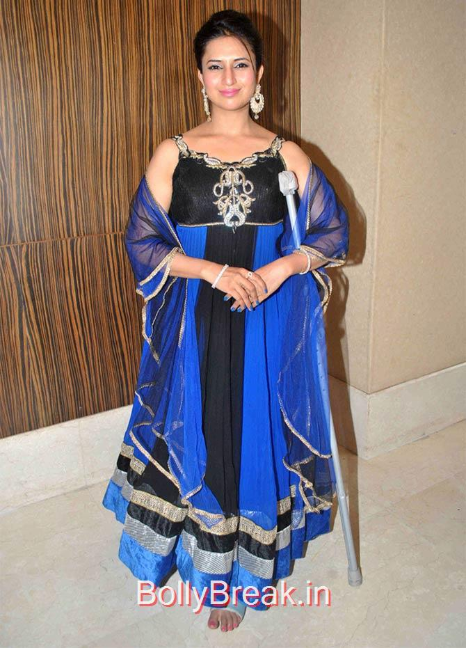 Divyanka Tripati,, Hot Pics of Divyanka Tripathi At Karan Patel Ankita Bhargava's sangeet ceremony