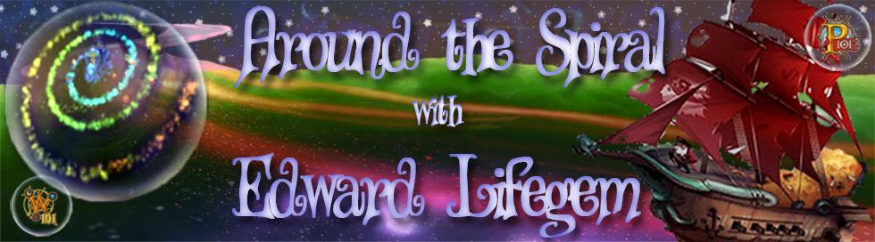 Around the Spiral with Edward Lifegem: October 2016