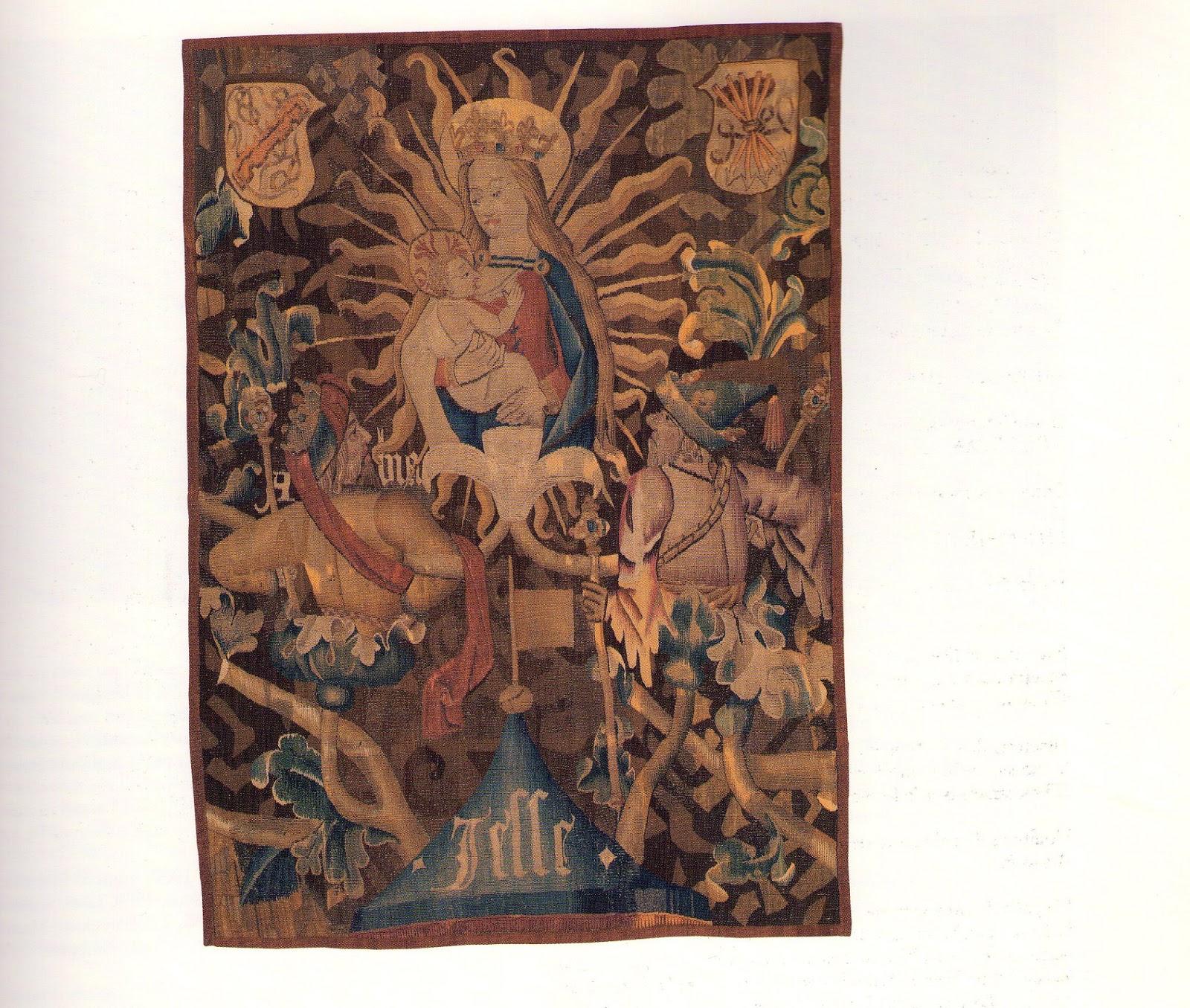 Anónimo flamenco, El árbol de Jesé.