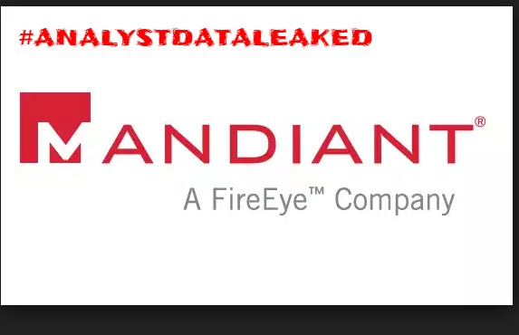 Data From A  Senior Security Analyst Of Mandiant (FireEye)  Leaked By Hacker