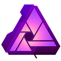Affinity Photo Logo FileSeries FS