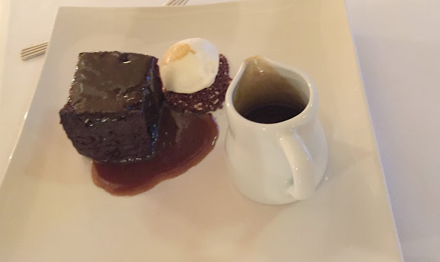 sticky toffee pudding ox pasture hotel
