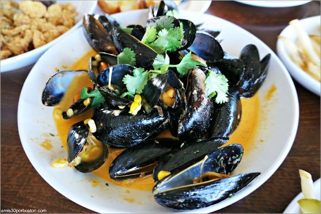 CK Pearl de Essex: Mussels