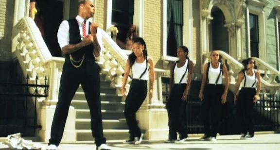 A2 Music Video Coursework Chris Brown Yeah 3x Analysis