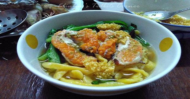 Homemade Pumpkin Noodles Recipe