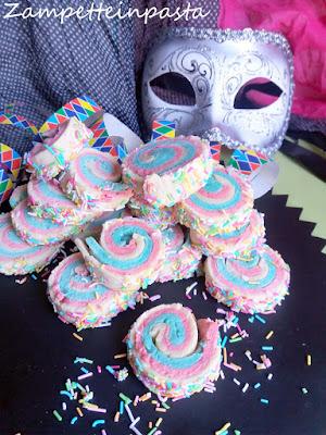 Biscotti di Carnevale - Ricette di Carnevale per bambini