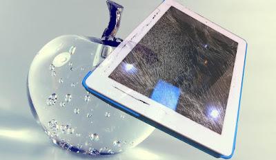 Màn hình ipad air 2 cần phải thay
