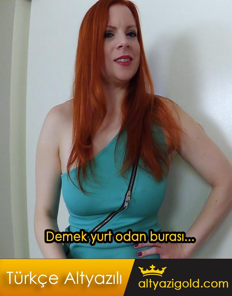 Bayan Fyre Üvey Oğlunun Yurdunu Ziyaret Ediyor Türkçe