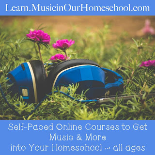 Music lessons for homeschool
