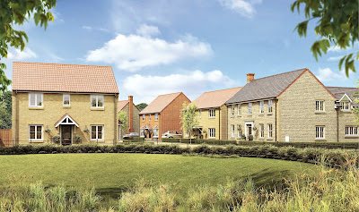 LABC East Anglia Building Excellence Awards Larkfleet Homes Thriney Meadows