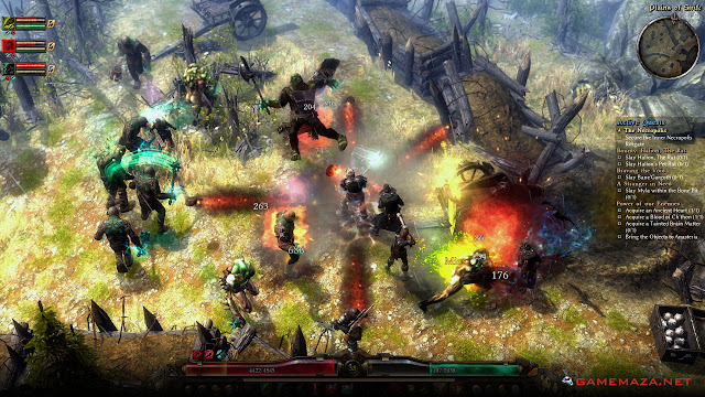 Grim Dawn Gameplay Screenshot 3