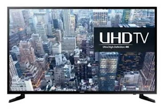 Samsung 40JU6000 SUHD TV 40 Inch