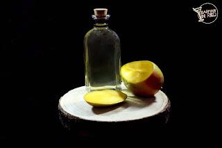 licor de mango casero