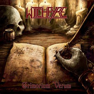 """Το τραγούδι των Witchfyre """"Behind the Wall"""" από το album """"Grimorium Verum"""""""