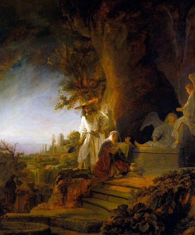 Jesus's Resurrection