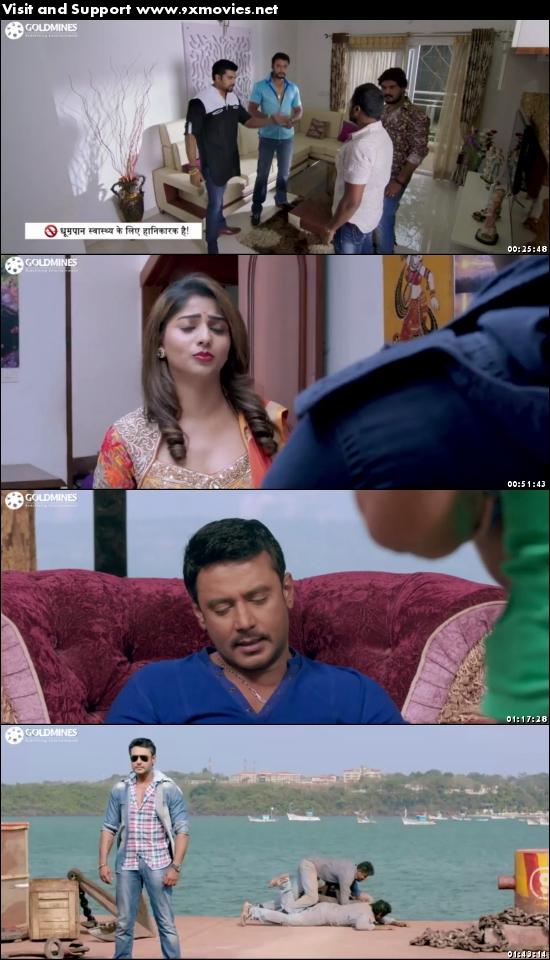 Khatarnak Khiladi 3 2017 Hindi Dubbed 480p HDRip
