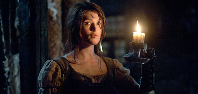 Gemma Arterton în Hansel And Gretel: Witch Hunters