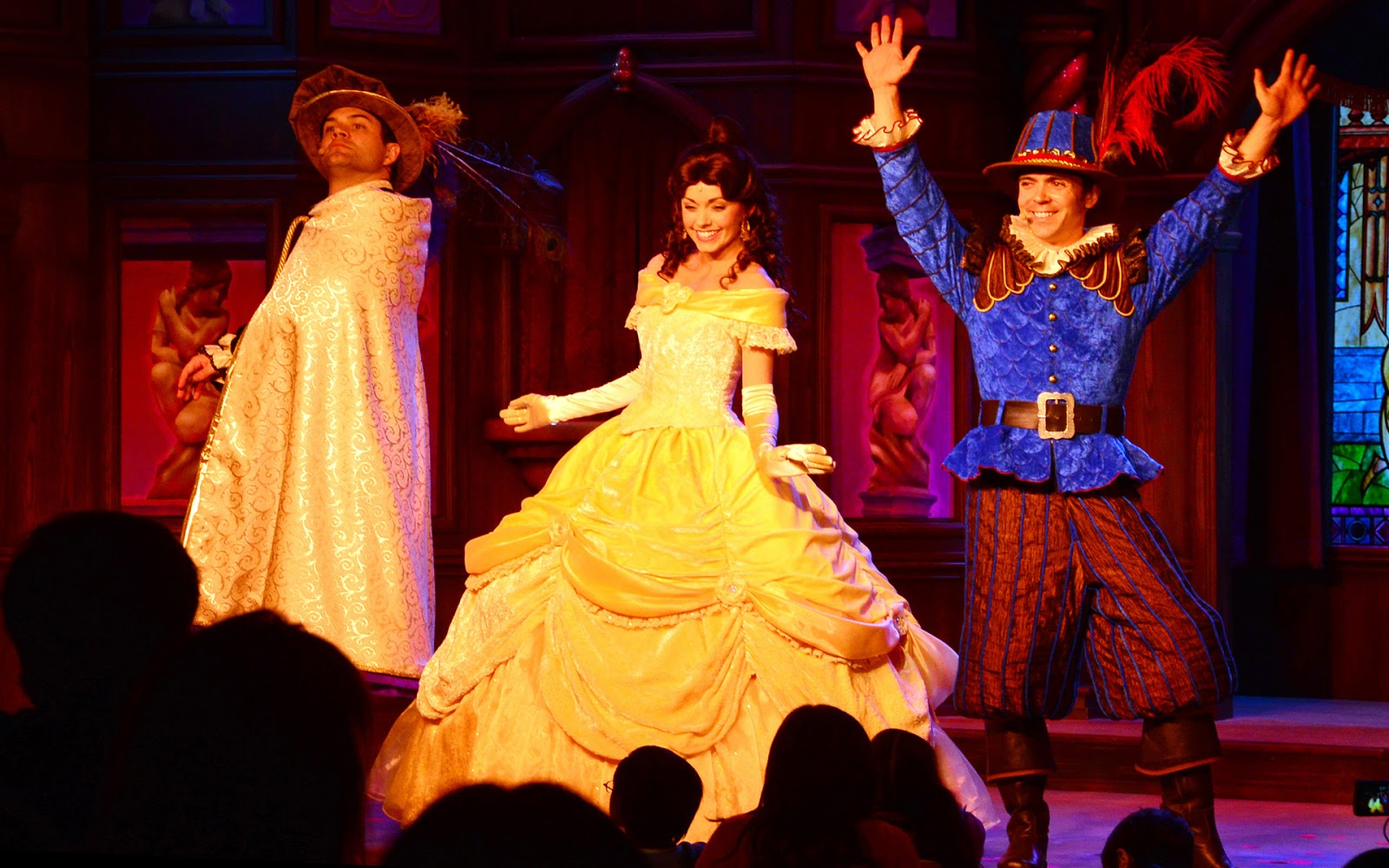 The Royal Theatre Presents Beauty And The Beast
