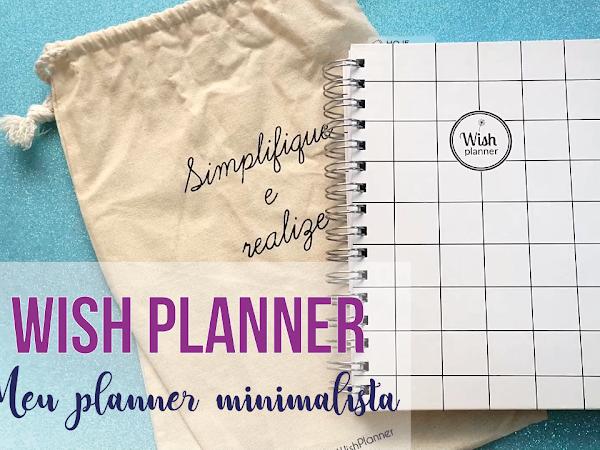 Vídeo: Resenha do meu planner da wish planner
