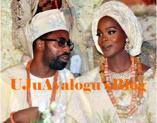 Bukola Saraki's daughter ties the knot