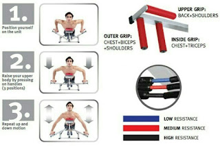 PUSH UP PUMP ALAT FITNES PUSH UP 2