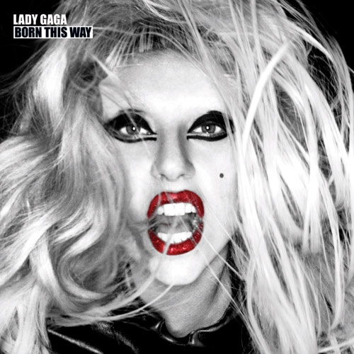 lady gaga born this way deluxe artwork. 2010 Lady Gaga - Born This Way